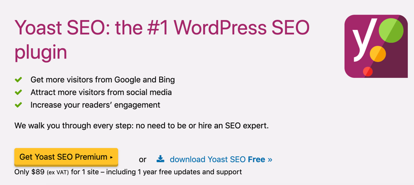 Free WordPress SEO Plugins