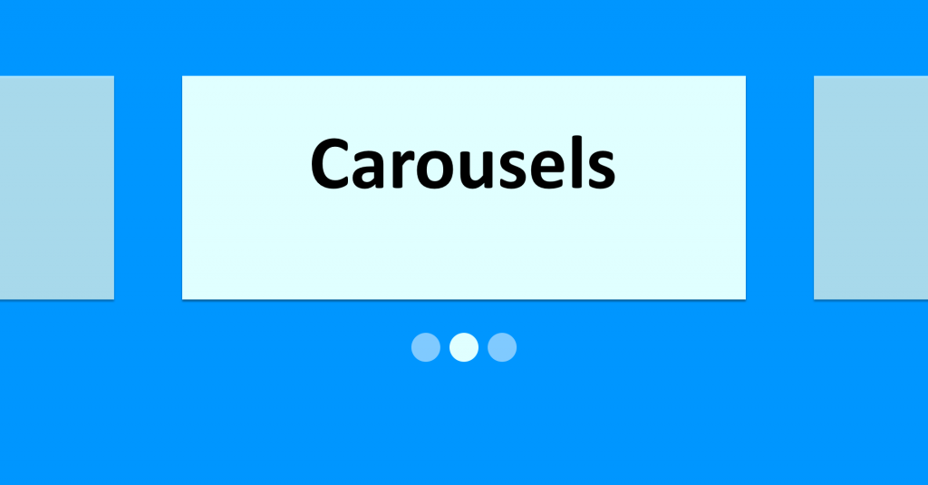 Is Website Carousel A Bad Idea Or A Good Idea